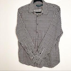 Ralph Lauren Houndstooth Shirt